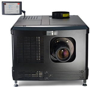 D2 - Barco DCI projector