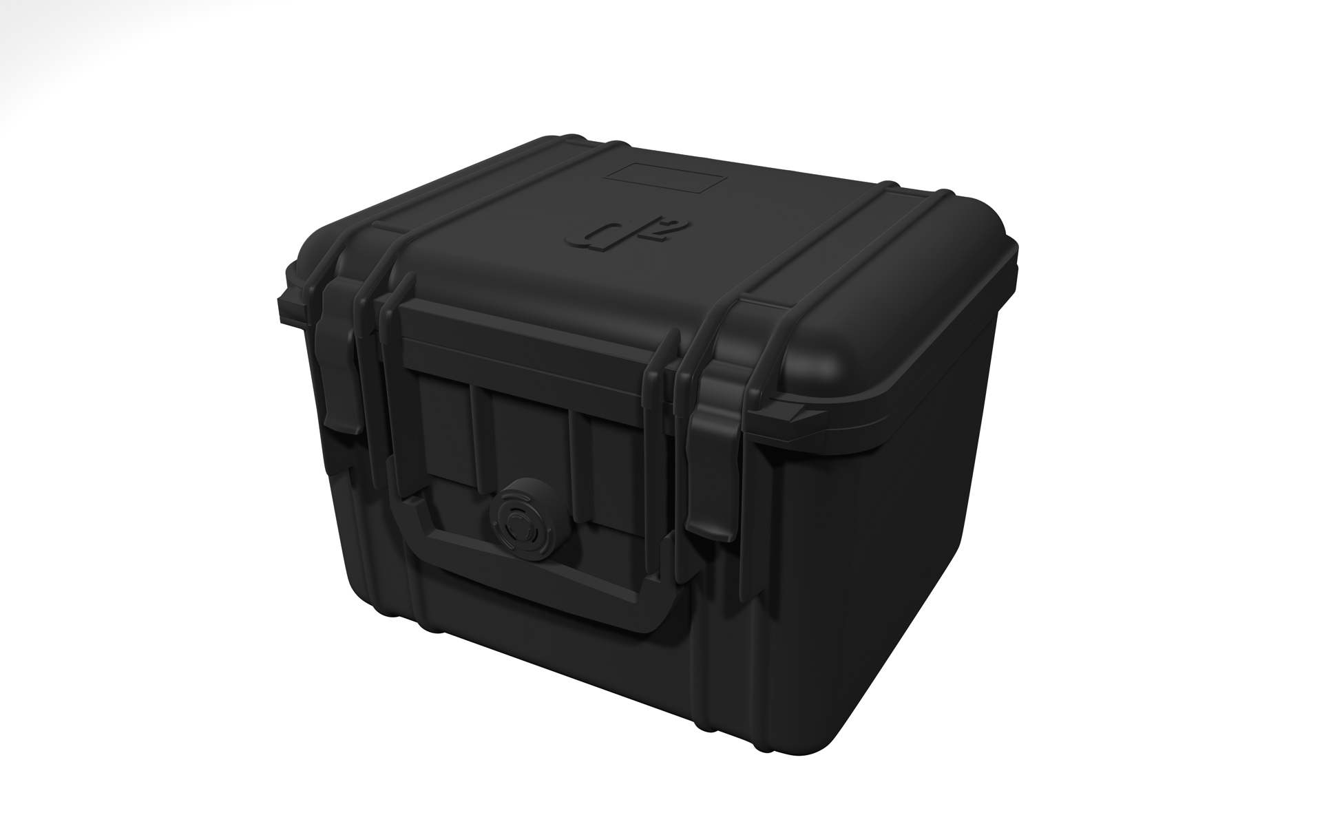 d2 DCP carry case