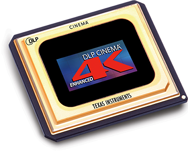 cinema 4K DLP