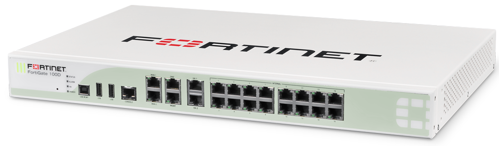 D2 recommends Fortinet