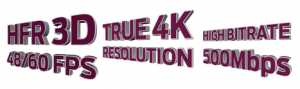 d2 cinecloud offers true 4k at HFR