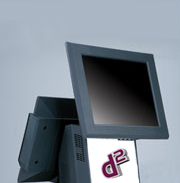d2 point of sale station I : detail
